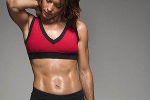 Cómo obtener un cuerpo femenino de CrossFit