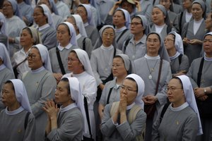 Why Do Nuns Wear Wedding Bands?