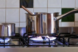 Hard-Anodized vs. Stainless Steel Cookware