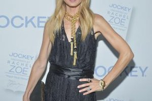 Super stylist Rachel Zoe knows that just adding a few accessories can change the look of a black dress.