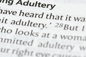 Does the Bible Say Anything About Forgiving Adultery?
