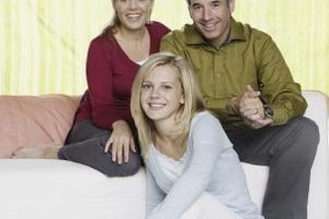Family bonds can be rebuilt in the case of a distant adult child.