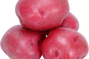 Nutrición de las papas rojas
