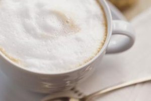 You can make a frothy cappuccino at home -- for mere pennies.