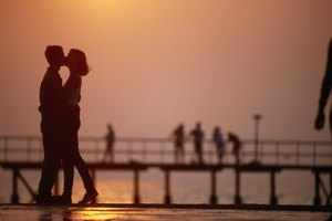 Romantic First Kiss Ideas