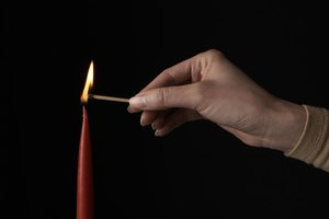 Wiccan Beliefs About Candles