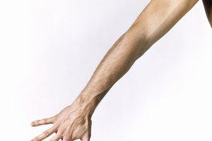 Cómo quitar la fibra de vidrio de la piel
