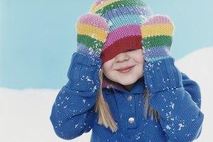 Teaching Preschoolers How Snow Is Formed