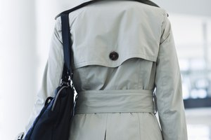 How to Replace Burberry Buttons on Coats