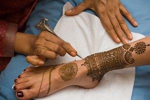 Henna Allergies