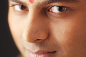 Hindu Facial Mark Meanings