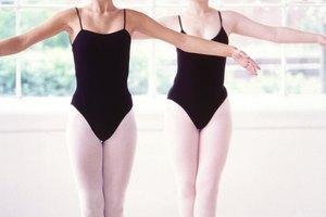 Calorías quemadas en una clase de ballet