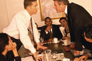 Etiquette for Board Members When Disagreeing