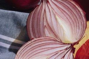 Efectos secundarios de comer cebollas