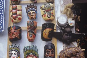 Information About Mexican Masks