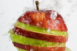 How to Cut Apples Into Thin Slices