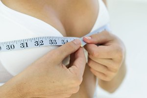 How to Measure the Fit of the Bust in Inches