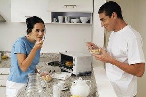 Hornear en un horno convencional vs. un horno tostador