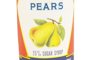 How Long Can Canned Fruit Be Stored in the Refrigerator?