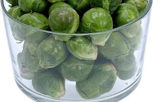 Find creative ways to serve Brussels sprouts as an appetizer.