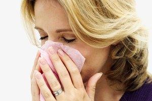 Cómo lavar los senos nasales con cloruro de sodio y bicarbonato de sodio