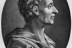 What Was Montesquieu's Most Lasting Contribution to Political Thought?