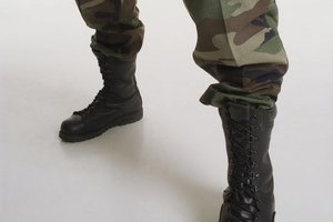 How to Hide the Laces on Combat Boots