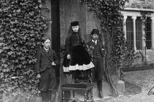 Attire for Youths in the Victorian Era