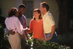 It's a good idea to keep your relationships with neighbors friendly.