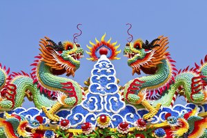 What Do the Colors of the Chinese Dragons Mean?