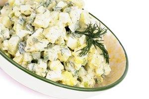 How to Make Potato Salad