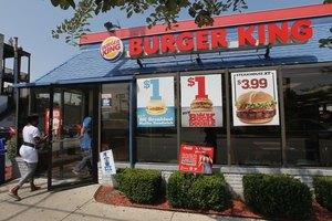 Cómo comer sano en Burger King