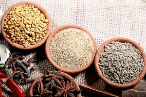 Swap fenugreek seeds for powder with care.