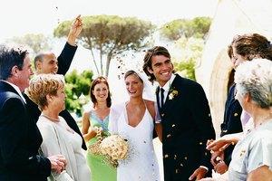 Daytime Wedding Etiquette