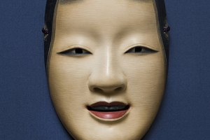 Japanese Mask History & Meaning