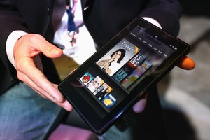 Transferring Photos From a Smartphone to a Kindle Fire