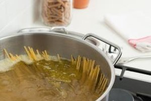 How to Cook Spaghetti to Use the Next Day