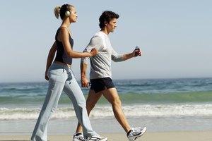 Músculos usados cuando caminas