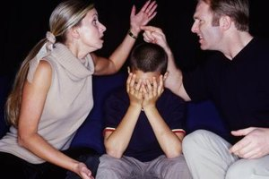 Resentment toward stepchildren causes conflict in marriage.