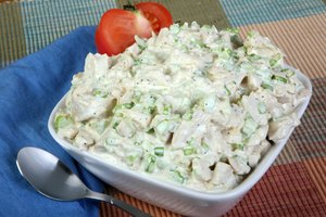 How to Freeze Chicken Salad