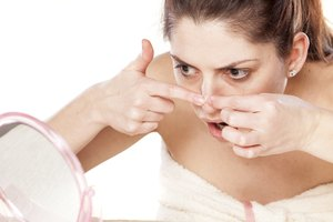 What Causes Pimples in Your Nose?