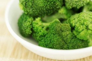 Broccoli needs very little work to produce a tasty, healthy dish.