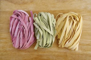 How to Boil Fettuccine Pasta