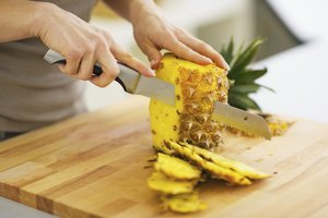 How to Use Over-Ripened Pineapple