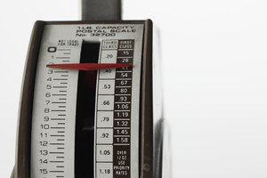 Rules for Use of a Postage Meter