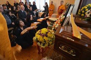 Buddhist Funeral Symbols