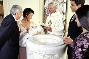 Symbolism of Water in Catholic Baptism & Liturgy
