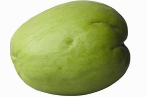 Store chayote in the fridge for up to four weeks before you boil it.