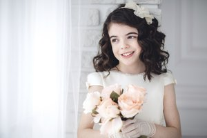 What Is Appropriate Attire for a First Communion Party?