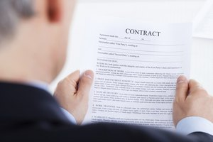 How to Write a Buyout Letter